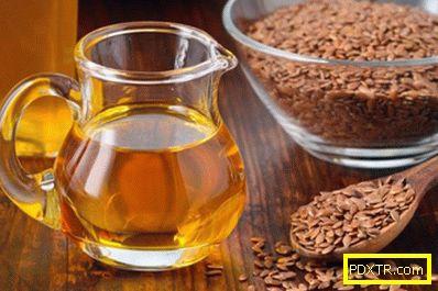 Полза и вреда на ленено масло за загуба на тегло