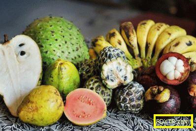Какъв вид плодове можете да ядете, докато намалявате теглото