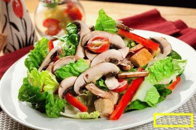 Протеин за отслабване вечеря