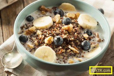 Какъв вид зърно можете да ядете, докато намалявате теглото