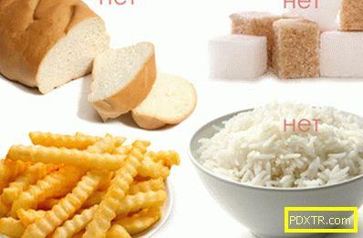 Колко въглехидрати трябва да ядете, за да отслабнете