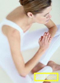Отслабване с дихателни упражнения