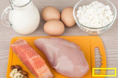 Отслабване на диетата: менюта, правила, изход