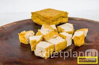 Полезни свойства на сиренето тофу