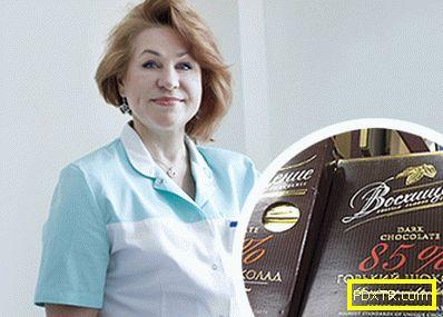 Шоколад като лек за стреса