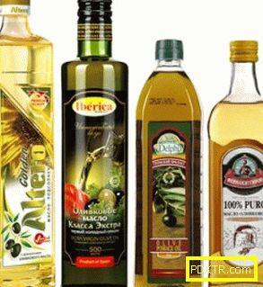 Кое растително масло да избереш