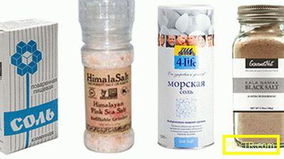 Каква е най-здравата сол?