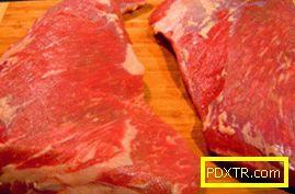 Какво изпомпваше месото