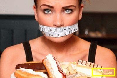 Причини за появата на психологическа зависимост от храната и