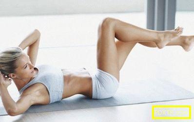 Как да затегнете кожата на стомаха след загуба на тегло и