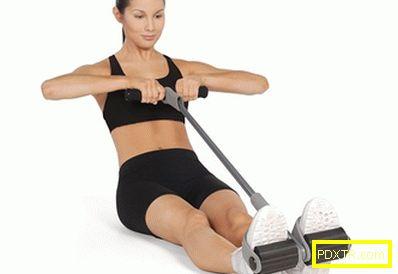 Упражнения с разширител у дома за жени и мъже