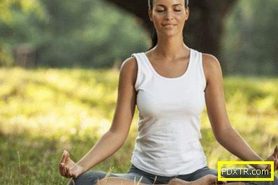 Дихателни упражнения за отслабване у дома
