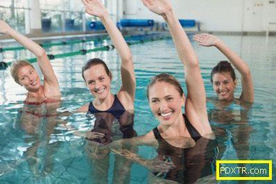 Как да плувате правилно, за да отслабнете?