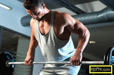 Упражнения на гърба във фитнеса и у дома