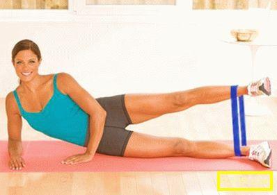 Упражнения за жени с разширител