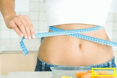 Тънка талия: тайните на загуба на тегло