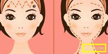 Масаж от yukuko tanaka за подмладяване на лицето