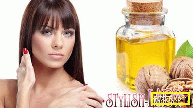 Рецепти с орехово масло за лице