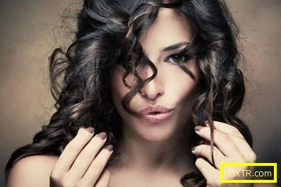 Модни плитки от луксозна дълга коса
