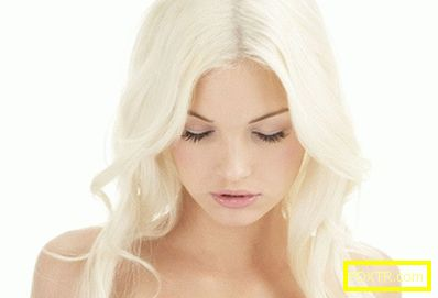Как да направите косата бяла: 2 рецепти и препоръки
