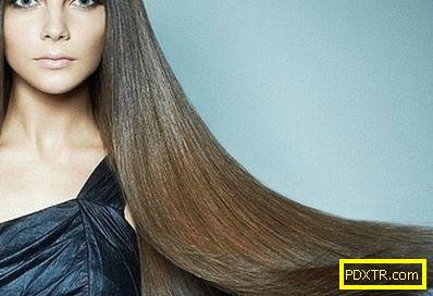 Как да направите косата гладка и блестяща у дома