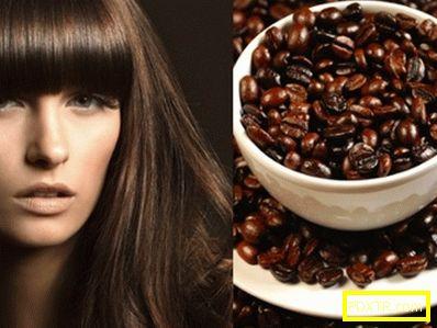 Кафе-козметика за коса- или кафе за коса