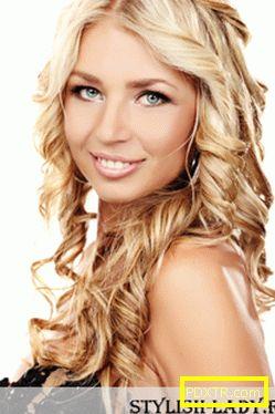 Как да получите златна коса? или златно боядисване на коса