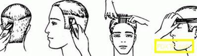 Как да се научим да правим косата правилно с пишеща машина