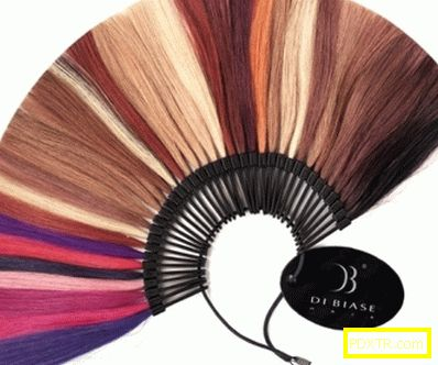 Колко правилно да се смесват боите за коса?