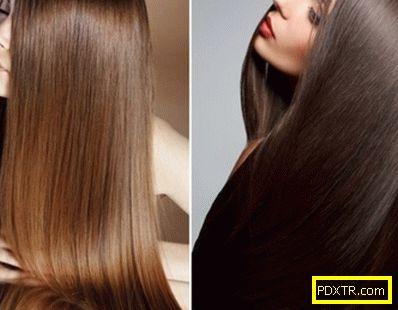 Как да възстановите косата здрав вид и блясък?