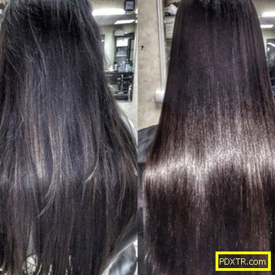 Преса за изправяне на коса
