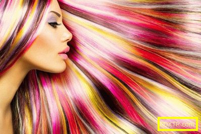 Лунен календар за боядисване на коса