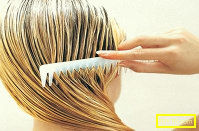 Овлажняване на косата - най-добрите маски с глицерин