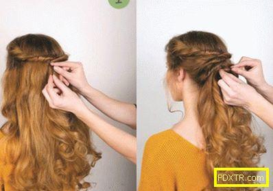 Как да красиво бод коса: фиби, невидими, фиби