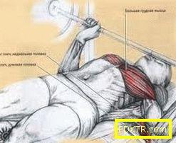 Подходящ за отслабване на ръцете и раменете