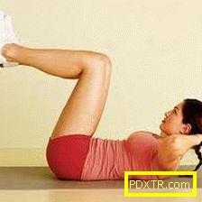 Фитнес за отслабване корем