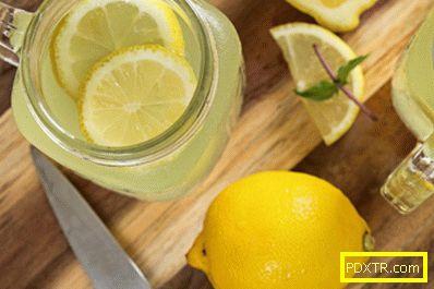 Опции за отслабване с лимон