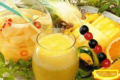 Вкусна загуба на тегло с плодове