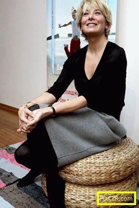 Джулия вистоская седи на течна диета в продължение на 7 дни